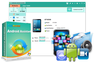 Features and Functionality of Coolmuster Android Assistant
