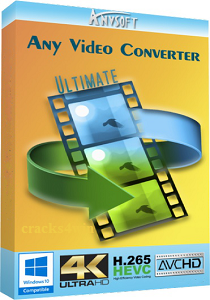 Any Video Converter Ultimate 6 3 3 Cracked [Latest] | Cracks4Win